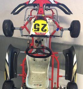 Karting d'occasion châssis 950 de 2018