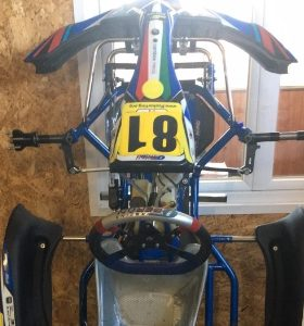 Karting d'occasion châssis oberon 950 de 2019